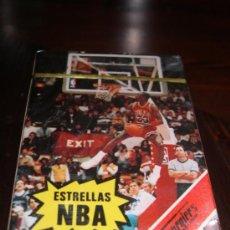 Barajas de cartas: ANTIGUA BARAJA ESTRELLAS NBA AÑO 1988. Lote 182319937