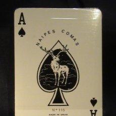 Barajas de cartas: BARAJA NAIPES COMAS Nº115. Lote 27244932