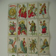 Barajas de cartas: BARAJA DE 48 CARTAS DON QUIJOTE . Lote 18259815