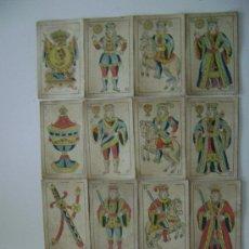 Barajas de cartas: BARAJA HIJOS DE TORRAS Y LLEO-BARCELONA. Lote 15957397