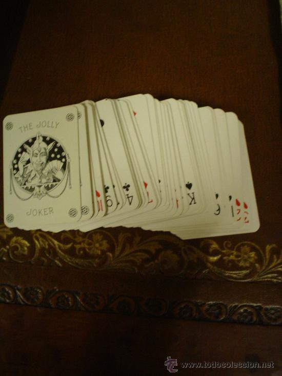 Barajas de cartas: Baraja de cartas liliput. - Foto 2 - 26995673