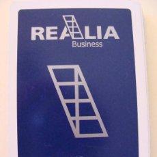 Jeux de cartes: BARAJA DE CARTAS ESPAÑOLA. FOURNIER. REALIA BUSINESS. 40 NAIPES. . . Lote 8009662