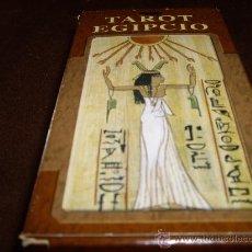 Barajas de cartas: TAROT EGIPCIO. Lote 26383424
