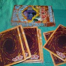 Barajas de cartas: JUEGO DE CARTAS YU-GI-OH. Lote 26283134