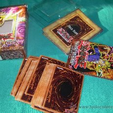 Barajas de cartas: JUEGO DE CARTAS YU-GI-OH. Lote 43589702