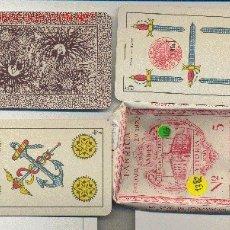 Barajas de cartas: NAIPE HERACLIO FOURNIER, Nº 5, AÑO 1961. Lote 1039940