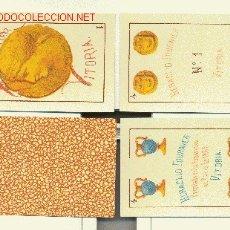 Barajas de cartas: NAIPE H.FOURNIER BARAJA ESPAÑOLA SIGLO XIX (REPRODUCCIÓN). Lote 1118008