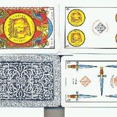 Barajas de cartas: NAIPE MAESTROS NAIPEROS AZAHAR. Lote 1136286
