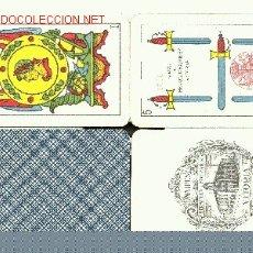 Barajas de cartas: NAIPE H.FOURNIER Nº35 CLASE OPACA. Lote 1141556