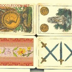 Barajas de cartas - Baraja H.Fournier Baraja Romantica - 1158345