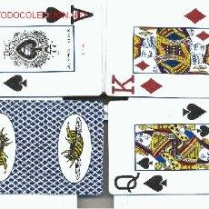 Barajas de cartas: BARAJA BEE PLAYING CARDS. Lote 1181399