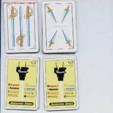 Barajas de cartas: BARAJA DE CARTAS HERACLIO FOURNIER.PUBLICITARIA. Lote 5587029