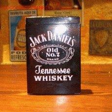 Barajas de cartas: BARAJA DE JACK DANIELS. Lote 25077517