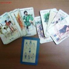Jeux de cartes: BARAJA FRANCESA FAMILIAS. Lote 8104924