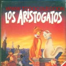Barajas de cartas: WALT DISNEY LOS ARISTOGATOS. Lote 27572672