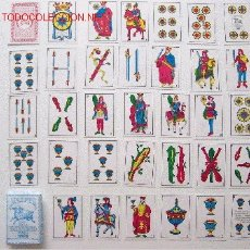 Barajas de cartas: BARAJA EL BORREGO ¡¡¡ ¡¡¡ MUY RARA-PLAYING CARDS. Lote 155422796