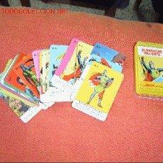 Barajas de cartas: JUEGO DE 24 CARTAS LOS MINIS DE FOURNIER EL PRINCIPE VALIENTE.. Lote 26238187