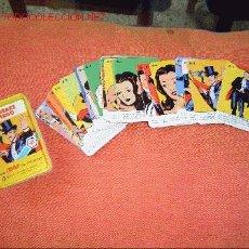 Barajas de cartas: JUEGO 24 CARTAS LOS MINIS DE FOURNIER MANDRAKE EL MAGO.. Lote 26238182