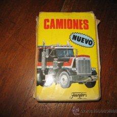 Mazzi di carte: CAMIONES. Lote 202277863