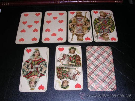 Barajas de cartas: BARAJA DE TAROT COMPLETA - FRANCESA 1890 - DIBUJOS CON ESTILO DE UN TAROT GERMANO ( ANTIGUA ) - Foto 9 - 22442988