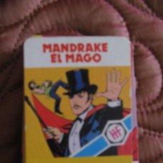 Barajas de cartas: MANDRAKE EL MAGO. Lote 12506342