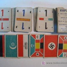 Barajas de cartas: ESPAÑA Y SUS BANDERAS - BARAJA DE CARTAS. Lote 10512697