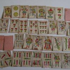 Barajas de cartas: BARAJA DE SIMEON DURA .CIRCA 1920.INCOMPLETA. Lote 15966020