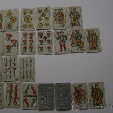 Barajas de cartas: BARAJA 2ªREPUBLICA.INCOMPLETA. Lote 21286217