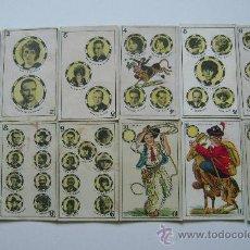 Barajas de cartas: BARAJA CINEMATOGRAFICA COMPLETA 48 CARTAS. Lote 24212268