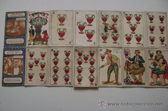 Barajas de cartas: BARAJA CINEMATOGRAFICA COMPLETA 48 CARTAS - Foto 2 - 24212268