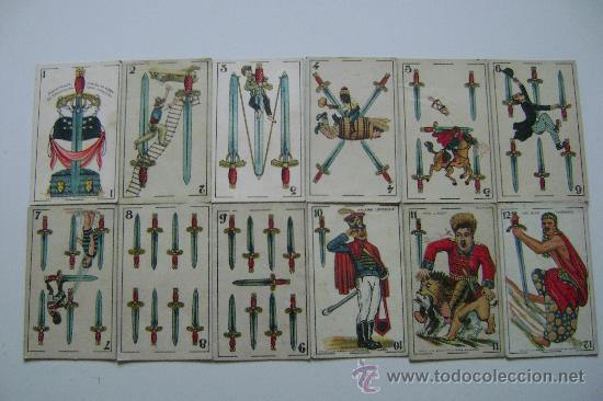 Barajas de cartas: BARAJA CINEMATOGRAFICA COMPLETA 48 CARTAS - Foto 3 - 24212268