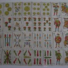 Barajas de cartas: BARAJA LUIS GUARRO 40 CARTAS .COMPLETA . Lote 24212270