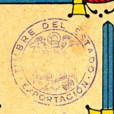 Barajas de cartas: BARAJA HERACLIO FOURNIER , MARCA TITI , PARA LA EXPORTACION, COMPLETA 40 NAIPES,. Lote 26907496