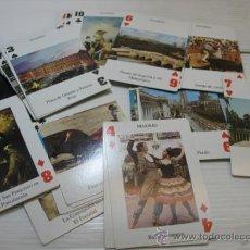 Barajas de cartas: BARAJA COMPLETA DE POKER DE MADRID. Lote 10875244