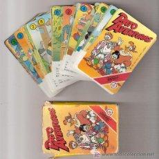 Jeux de cartes: BARAJA DE CARTAS FOURNIER - PATO AVENTURAS - 1986 THE WALT DISNEY COMPANY. Lote 23743497