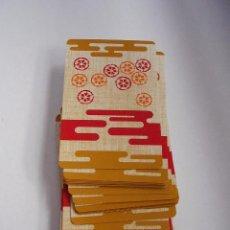 Barajas de cartas: BARAJA JAPONESA JOKER UTAMARO. Lote 25700174