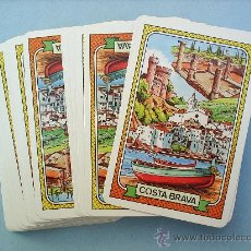 Barajas de cartas: BARAJ DE NAIPES-POKER-COSTA BRAVA--NUEVA. Lote 24035483