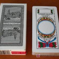 Barajas de cartas: NAIPES PKER, DAL NEGRO. TREVISO. MEDIDA ESPECIAL. A ESTRENAR. Lote 26766570