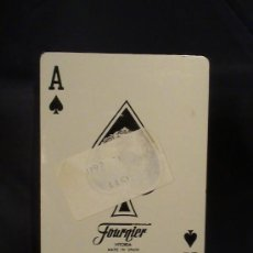 Barajas de cartas: BARAJA POKER HERACLIO FOURNIER. Lote 26308344