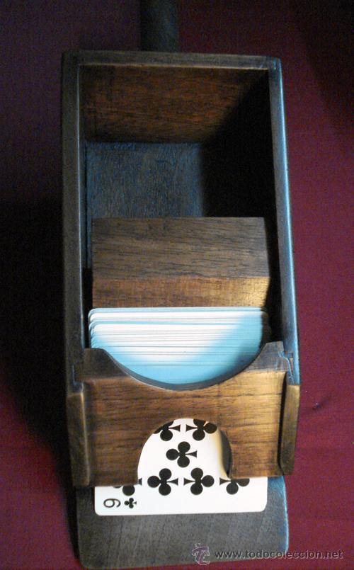 Barajas de cartas: Dispensador de cartas de juego - Foto 2 - 22384177