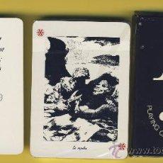 Barajas de cartas: NAIPE-NAIPES-BARAJA-PUBLICITARIAS-TAROT-ASECOIN POKER-COMAS-NEGSA-Nº15-FCO.GOLLA. Lote 20612892