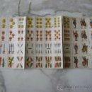 Barajas de cartas: BARAJA INFANTIL DE 48 CARTAS EN HOJA . Lote 24549653