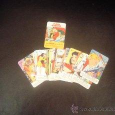 Barajas de cartas: BARAJA DE CARTAS LOS MINIS DE FOURNIER. FLASH GORDON.. Lote 13484182