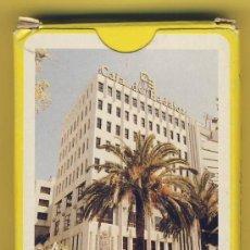 Barajas de cartas: NAIPES.BARAJA. NAIPES COMAS-PUBLICIDAD -FINANCIERA CAJA BADAJOZ-40 NAIPES -ENVASE ORIGINAL AÑO 80. Lote 20580627