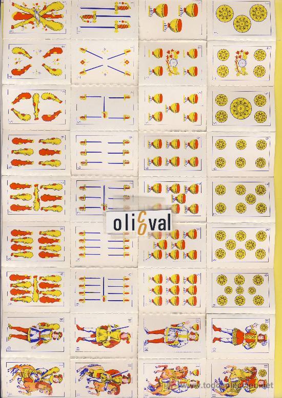Barajas de cartas: nbi016 - Foto 2 - 20517467
