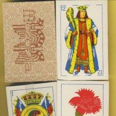Barajas de cartas: NAIPES.BARAJA. INFANTILES-JUGUETES MEZQUITA- ANTERIO A 1980 MEDIDAS 754X50MM 50 NAIPES. SIN ENVASE. Lote 21616721