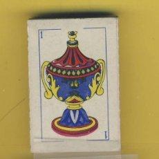 Barajas de cartas: NAIPES.BARAJA. INFANTILES- AÑOS 60 MEDIDAS 50X34MM 48NAIPES ENVASE ORIGNAL DIFERENTES. Lote 20517470