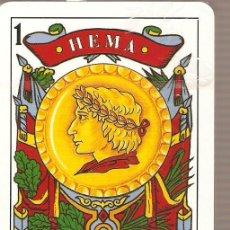 Barajas de cartas: BARAJA NAIPES CARTAS - MENORCA . Lote 20402781