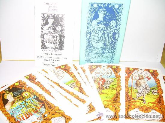 BARAJA DEL TAROT (Juguetes y Juegos - Cartas y Naipes - Barajas Tarot)