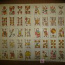 Barajas de cartas: RECORTABLE DE JUEGO DE NAIPES ECONOMICOS. Lote 20293713